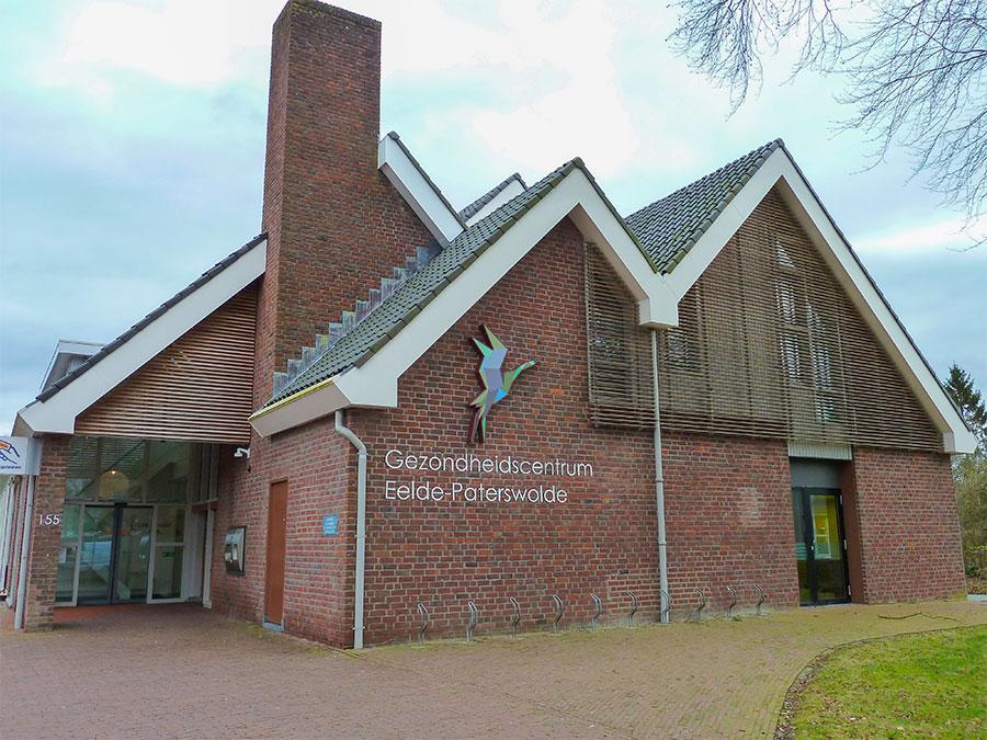 Eelde-Paterswolde - Gezondheidscentrum Eelde-Paterswolde