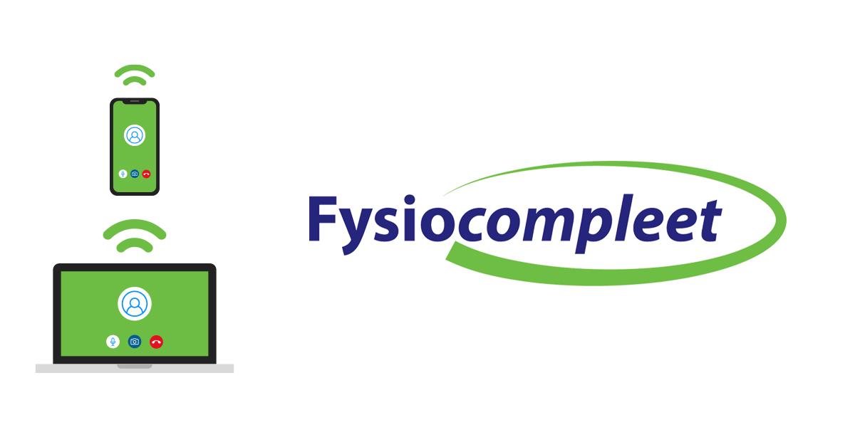 Beeldbellen met Fysiocompleet?