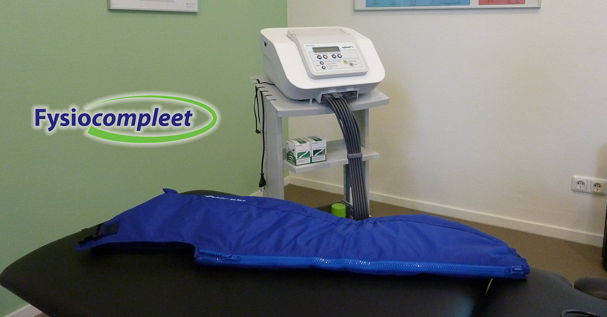 Onze oedeem-apparatuur